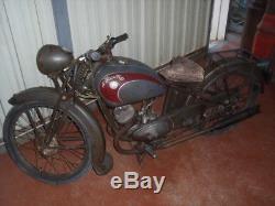 100 AUTOMOTO S3G 1951 TOURNANTE JUS D ORIGINE terrot motobecane scooter vespa