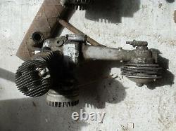 1 ancien moteur SCOOTER LAMBRETTA 125 LD échap, garage, autos, motos, no émaillée