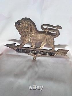 Ancien Lion Peugeot Frères