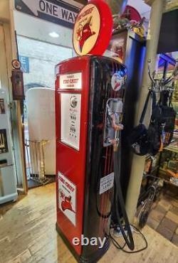 Ancienne Pompe a essence Texaco USA