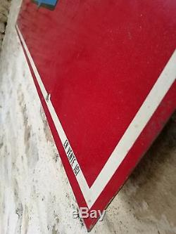 Ancienne plaque émaillée ANTAR