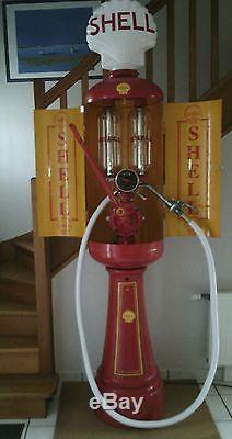 Ancienne pompe à essence