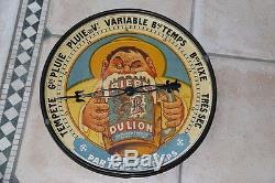 Barometre publicitaire bière du Lion