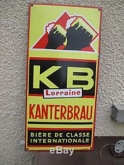 Bière Kanterbrau brasserie