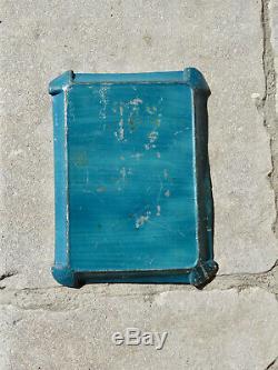 CHAMPAGNE MERCIER plateau 1900 en tôle litho. EXPOSITION UNIVERSELLE PARIS