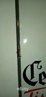 Fischer-gold/pecheur // Centenaire /// Plaque Emaillee