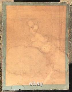 Grand carton publicitaire 1920 Rhum des plantations St JAMES, Imp Mouillot