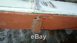Lot pompe à essence et borne à air chemico