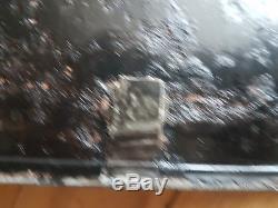 PLAQUE EMAILLE AUTHENTIQUE NESTLE CHOCOLAT NESCAO EAS 98cm /39cm environ