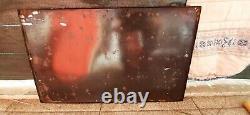 Plaque Emaillee Bp Energol Eas 70/55cm