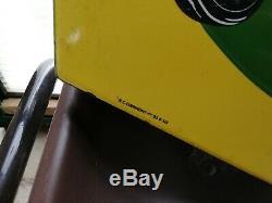 Plaque Emaillee Michelin Pneus Tracteurs