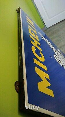 Plaque Émaillée N° 2 Garage. E. A. S