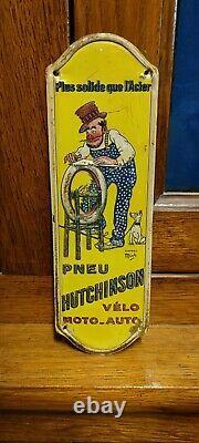 Plaque Propreté Hutchinson