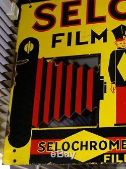 Plaque emaillée SELO FILM