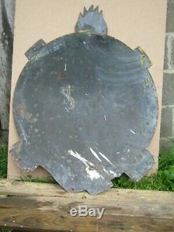 Plaque émaillée ancienne HOTCHKISS (E. A. S.)