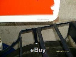 Plaque émaillée ancienne RICARD 97x48cm EAS