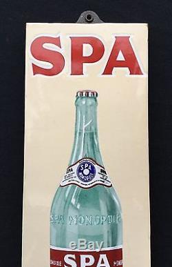 Plaque Émaillée SPA Monopole à Verviers
