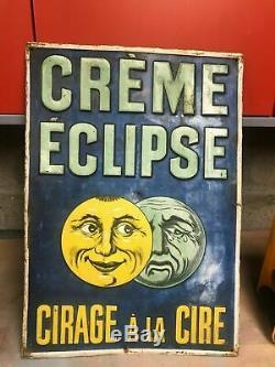 Plaque non émaillée creme eclipse