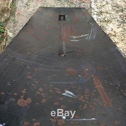 Plaques émaillées anciennes