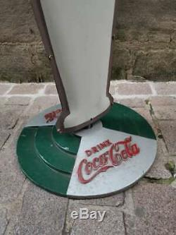 Policeman COCA-COLA Des Années 90 USA School Sign Coca déco garage Loft usa