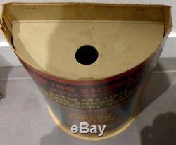 RARE Présentoir Boite factice LA VACHE QUI RIT B. Rabier 1930 no plaque émaillée