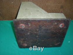 RARE TESTEUR ACCUS BATTERIE FULMEN 1940 bidon huile oil shell bp azur esso pump