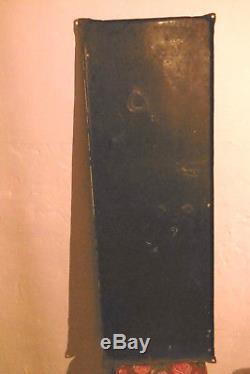 Rare Plaque émaillée EASH, Années 30, CHOCOLAT NESTLE, KOHLER, CAILLETS, GALA PETER