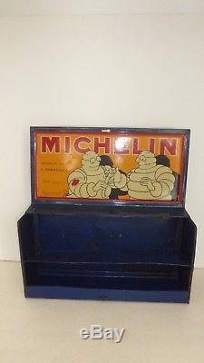 Rare armoire ancienne pharmacie MICHELIN Paragon 1930