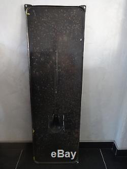 Superbe thermomètre émaillé PHILIPS plaque émaillée Emaillerie Alsacienne