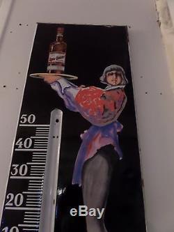 Thermomètre émaillée RHUM CHAUVET