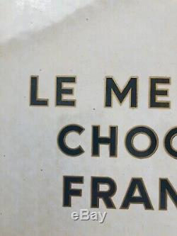 Thermométre Emaillee Chocolat Pupier