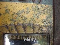 Tôle chocolat MENIER Firmin Bouisset