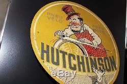Tole peinte Hutchinson originale bon état (no émaillée)