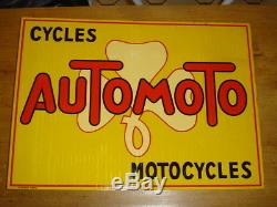 Tole-potence Automoto Cycles Motocycles