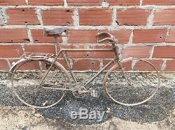 Tres ancien velo collection automoto Plaque Emaillee Old Bike Bici Epoca
